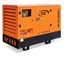 Diesel genset made in Germany 10 kva output